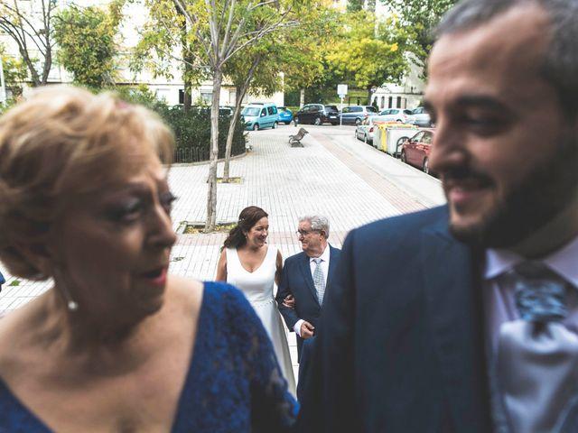 La boda de Fernando y Virginia en Madrid, Madrid 11