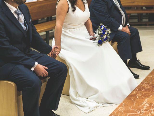 La boda de Fernando y Virginia en Madrid, Madrid 14