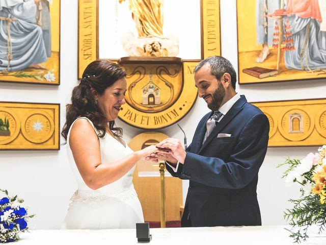La boda de Fernando y Virginia en Madrid, Madrid 15