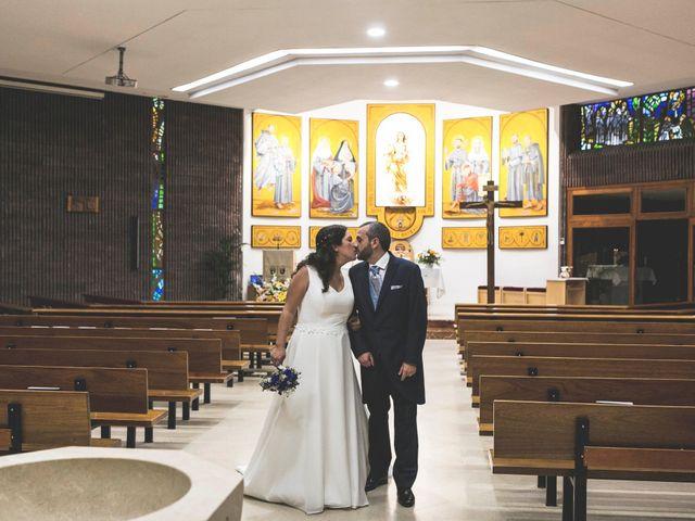 La boda de Fernando y Virginia en Madrid, Madrid 16