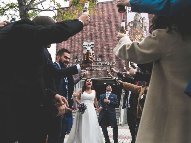 La boda de Fernando y Virginia en Madrid, Madrid 17
