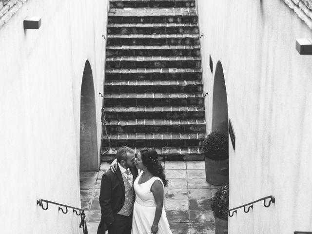 La boda de Fernando y Virginia en Madrid, Madrid 20