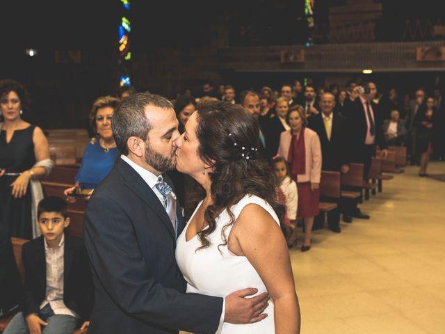 La boda de Fernando y Virginia en Madrid, Madrid 12