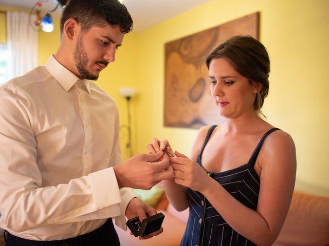 La boda de Miguel y Eva en El Puntal (Espinardo), Murcia 12