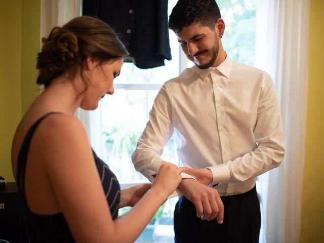 La boda de Miguel y Eva en El Puntal (Espinardo), Murcia 13