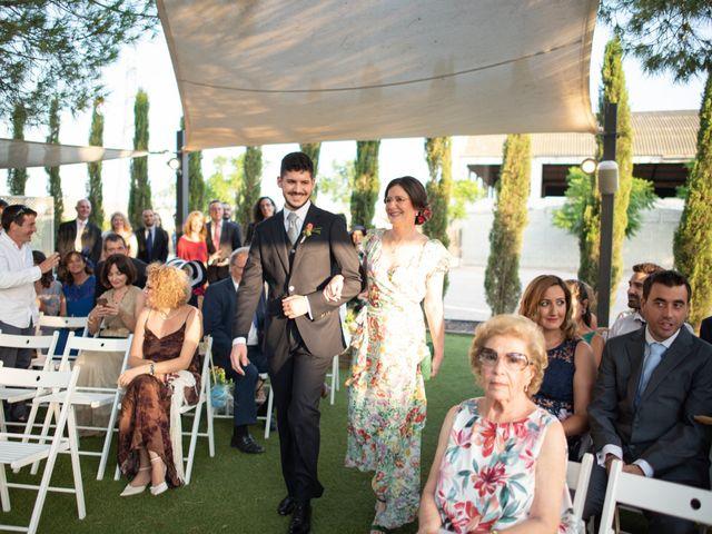 La boda de Miguel y Eva en El Puntal (Espinardo), Murcia 61