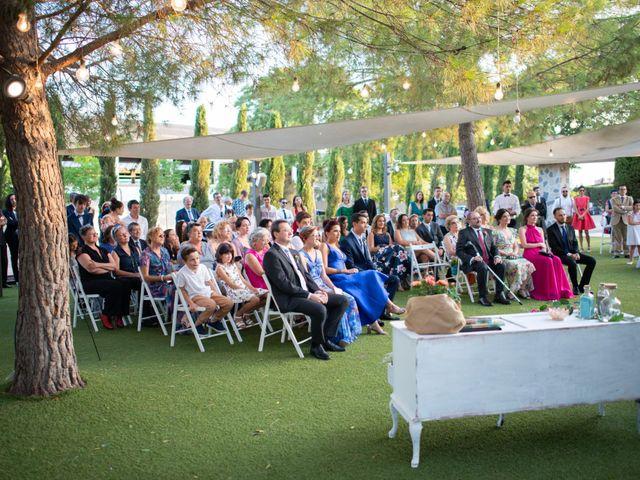 La boda de Miguel y Eva en El Puntal (Espinardo), Murcia 78