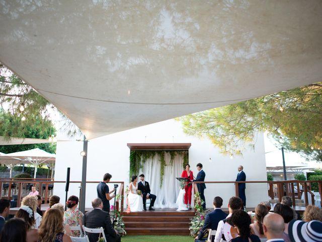 La boda de Miguel y Eva en El Puntal (Espinardo), Murcia 79