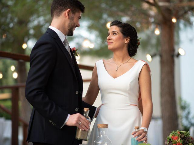La boda de Miguel y Eva en El Puntal (Espinardo), Murcia 2