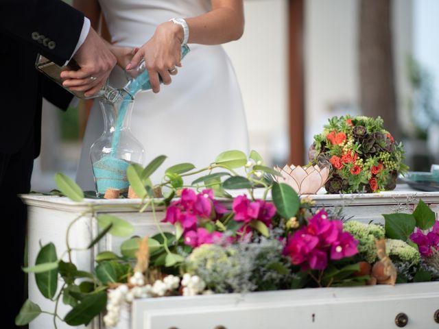 La boda de Miguel y Eva en El Puntal (Espinardo), Murcia 91