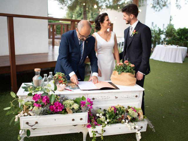 La boda de Miguel y Eva en El Puntal (Espinardo), Murcia 99