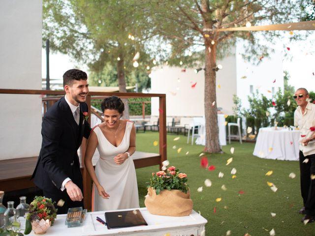 La boda de Miguel y Eva en El Puntal (Espinardo), Murcia 100