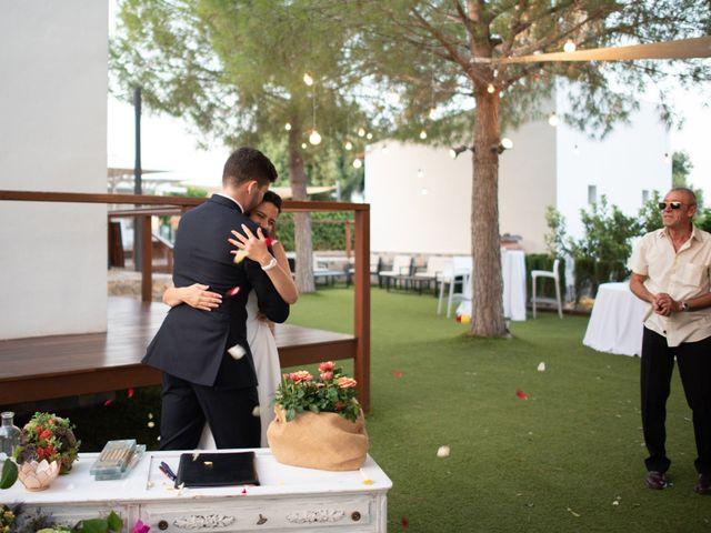 La boda de Miguel y Eva en El Puntal (Espinardo), Murcia 101
