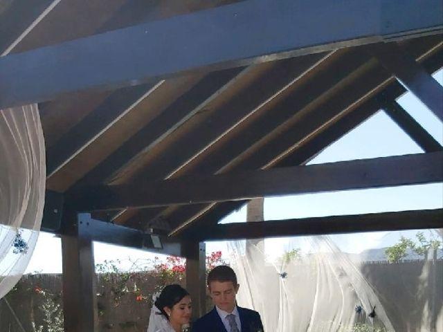 La boda de Rosario y Jacob en Rioja, Almería 3