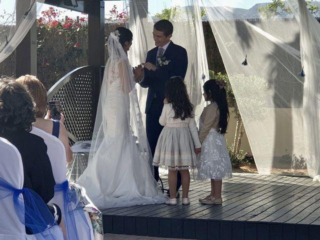 La boda de Rosario y Jacob en Rioja, Almería 4