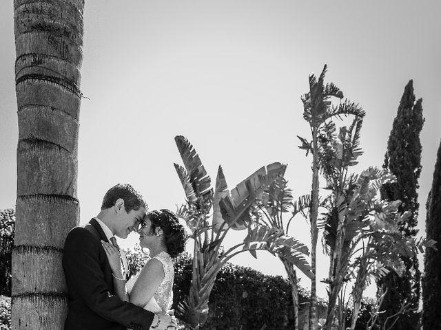 La boda de Rosario y Jacob en Rioja, Almería 6