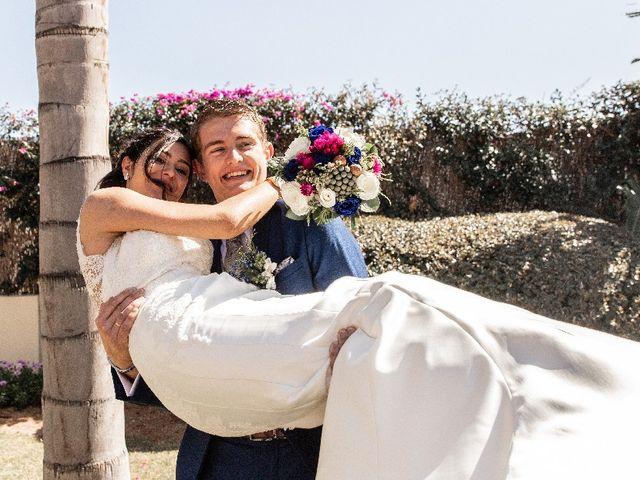 La boda de Jacob y Rosario