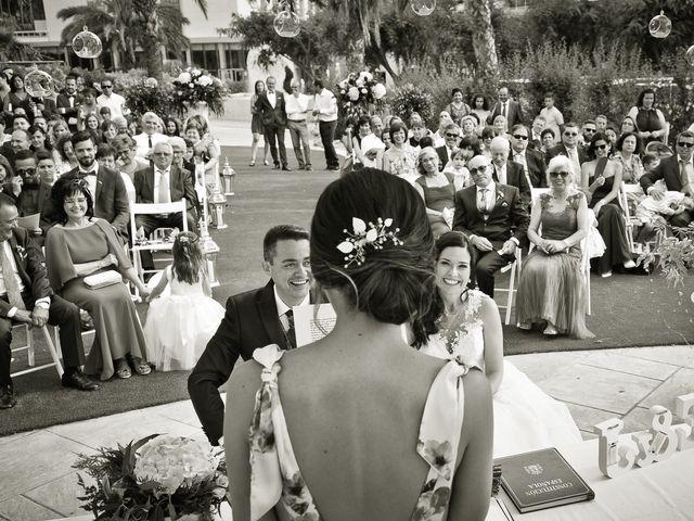La boda de Javier y Esther en La Pineda, Tarragona 16