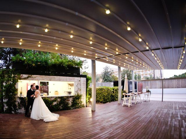La boda de Javier y Esther en La Pineda, Tarragona 23