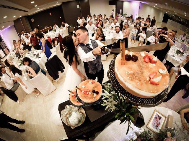 La boda de Javier y Esther en La Pineda, Tarragona 28