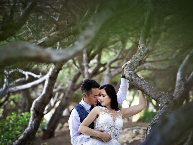 La boda de Javier y Esther en La Pineda, Tarragona 2