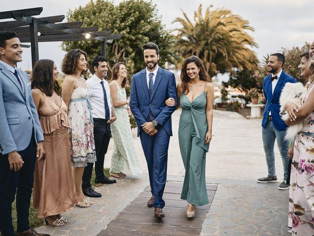 La boda de Alejandro y Jennifer en Las Palmas De Gran Canaria, Las Palmas 48