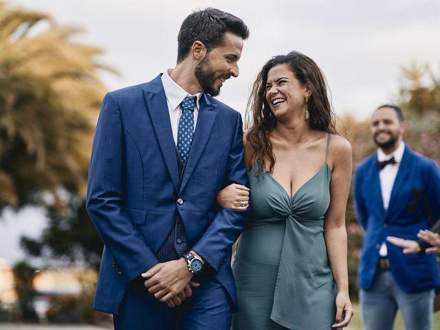 La boda de Alejandro y Jennifer en Las Palmas De Gran Canaria, Las Palmas 49