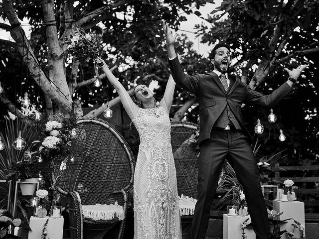 La boda de Alejandro y Jennifer en Las Palmas De Gran Canaria, Las Palmas 67