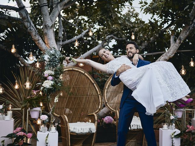 La boda de Alejandro y Jennifer en Las Palmas De Gran Canaria, Las Palmas 68