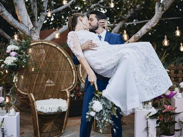 La boda de Alejandro y Jennifer en Las Palmas De Gran Canaria, Las Palmas 69