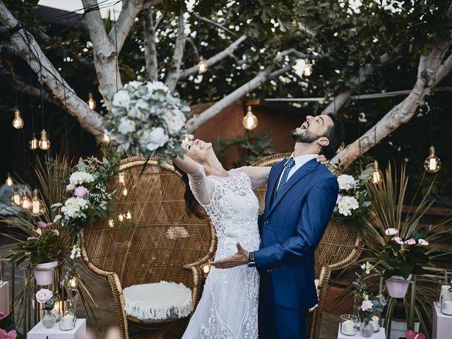 La boda de Alejandro y Jennifer en Las Palmas De Gran Canaria, Las Palmas 70