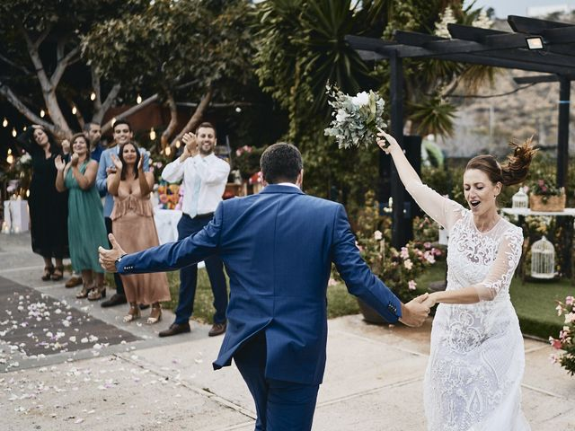 La boda de Alejandro y Jennifer en Las Palmas De Gran Canaria, Las Palmas 81