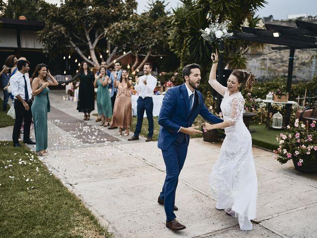 La boda de Alejandro y Jennifer en Las Palmas De Gran Canaria, Las Palmas 82