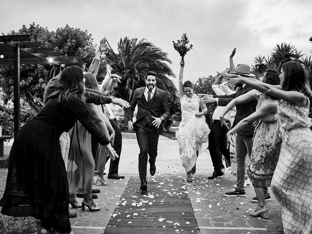 La boda de Alejandro y Jennifer en Las Palmas De Gran Canaria, Las Palmas 86