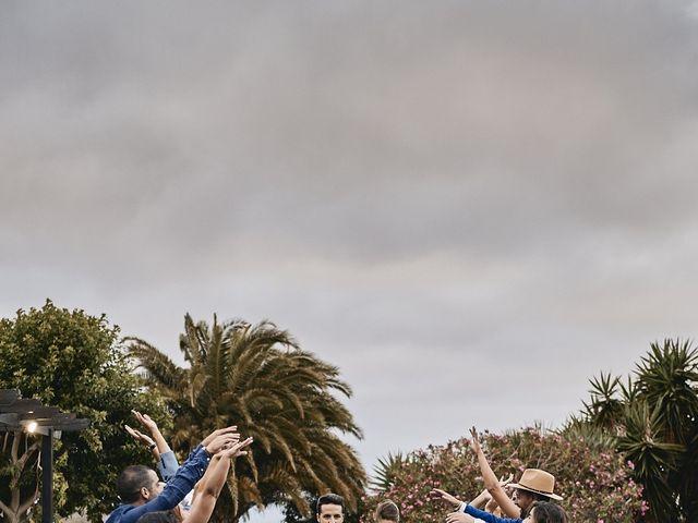 La boda de Alejandro y Jennifer en Las Palmas De Gran Canaria, Las Palmas 87