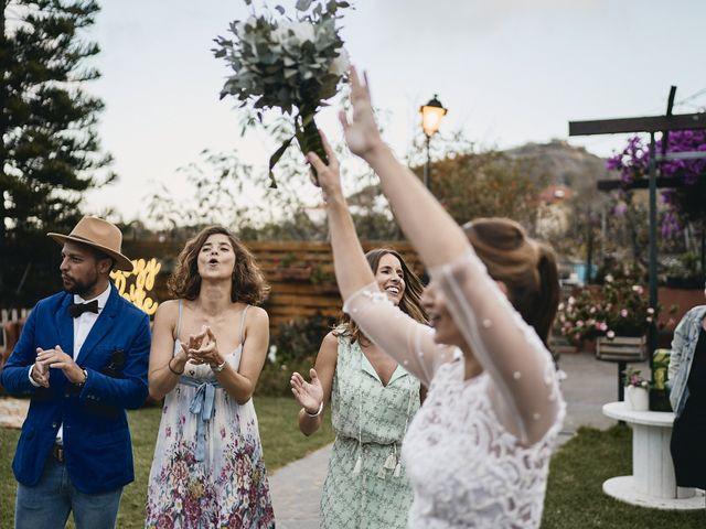 La boda de Alejandro y Jennifer en Las Palmas De Gran Canaria, Las Palmas 91