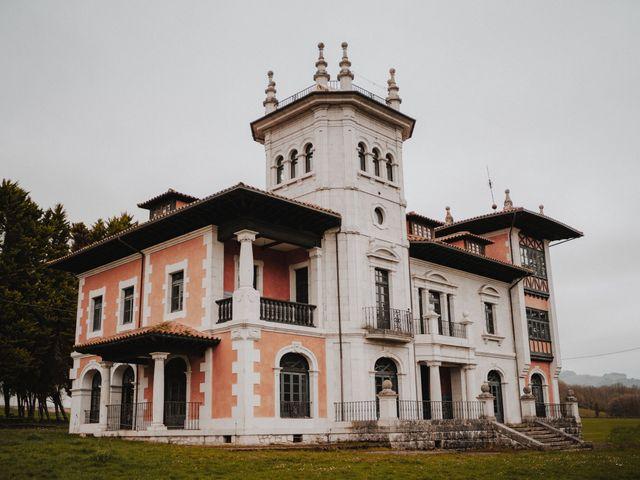 La boda de Lucy y Enol en Otero (Piloña), Asturias 1