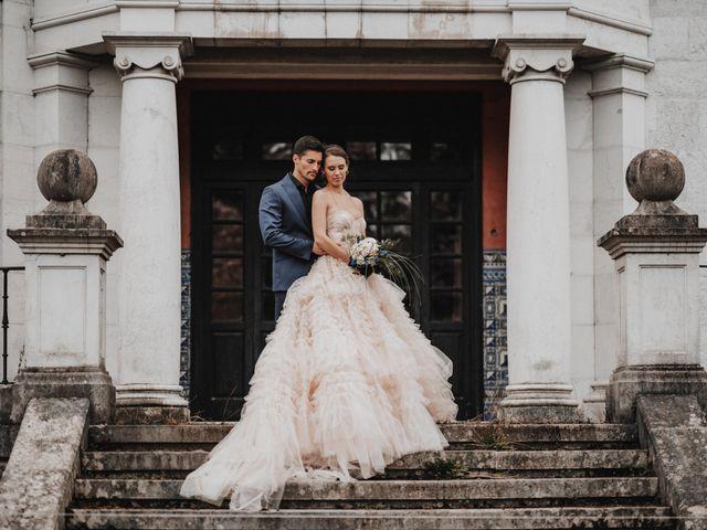 La boda de Lucy y Enol en Otero (Piloña), Asturias 33