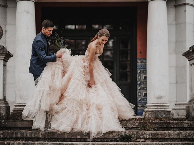 La boda de Lucy y Enol en Otero (Piloña), Asturias 35