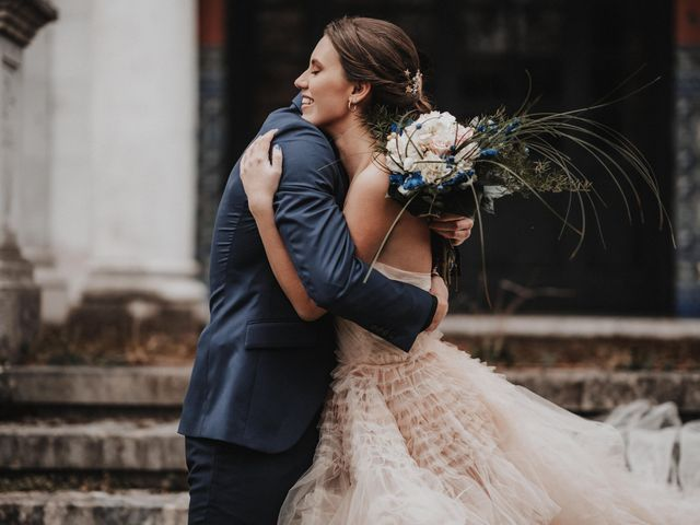 La boda de Lucy y Enol en Otero (Piloña), Asturias 37