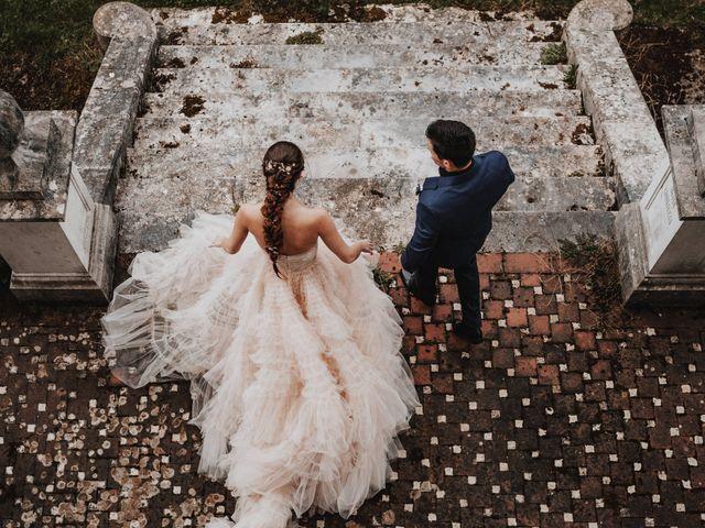 La boda de Lucy y Enol en Otero (Piloña), Asturias 41