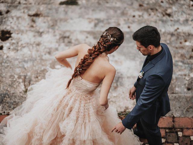 La boda de Lucy y Enol en Otero (Piloña), Asturias 42