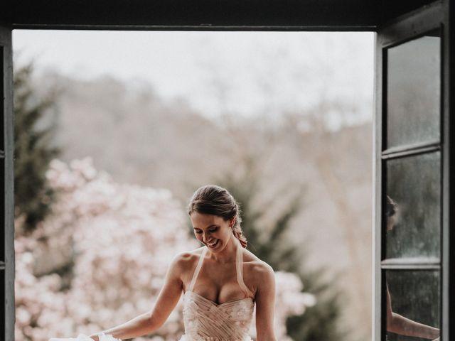 La boda de Lucy y Enol en Otero (Piloña), Asturias 45