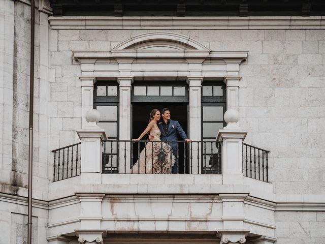 La boda de Lucy y Enol en Otero (Piloña), Asturias 48