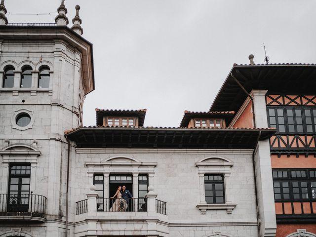 La boda de Lucy y Enol en Otero (Piloña), Asturias 49