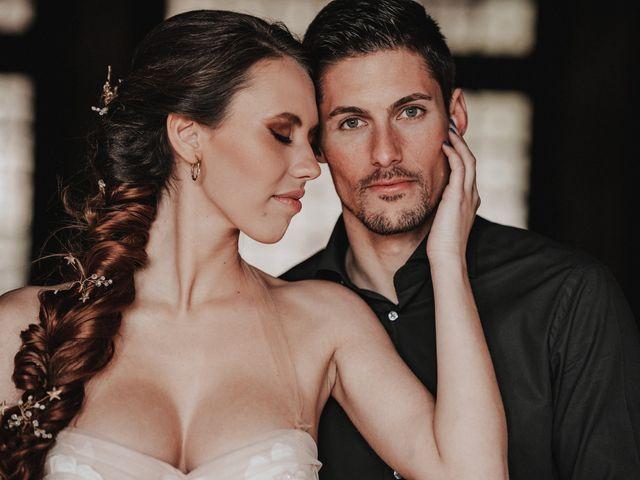 La boda de Lucy y Enol en Otero (Piloña), Asturias 56