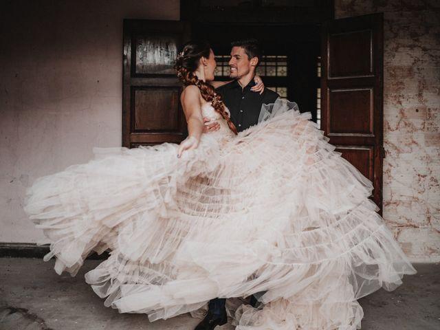 La boda de Lucy y Enol en Otero (Piloña), Asturias 60