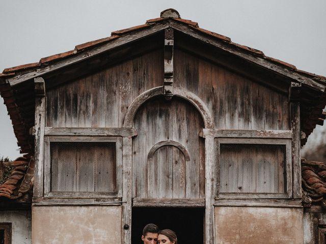 La boda de Lucy y Enol en Otero (Piloña), Asturias 68