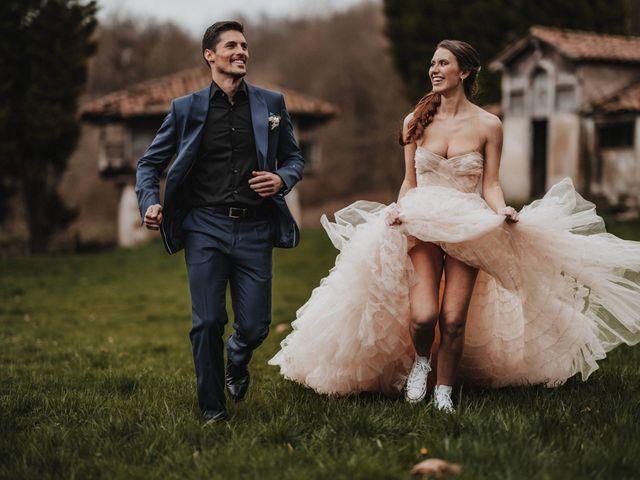 La boda de Lucy y Enol en Otero (Piloña), Asturias 74