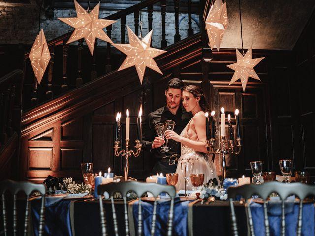 La boda de Lucy y Enol en Otero (Piloña), Asturias 100